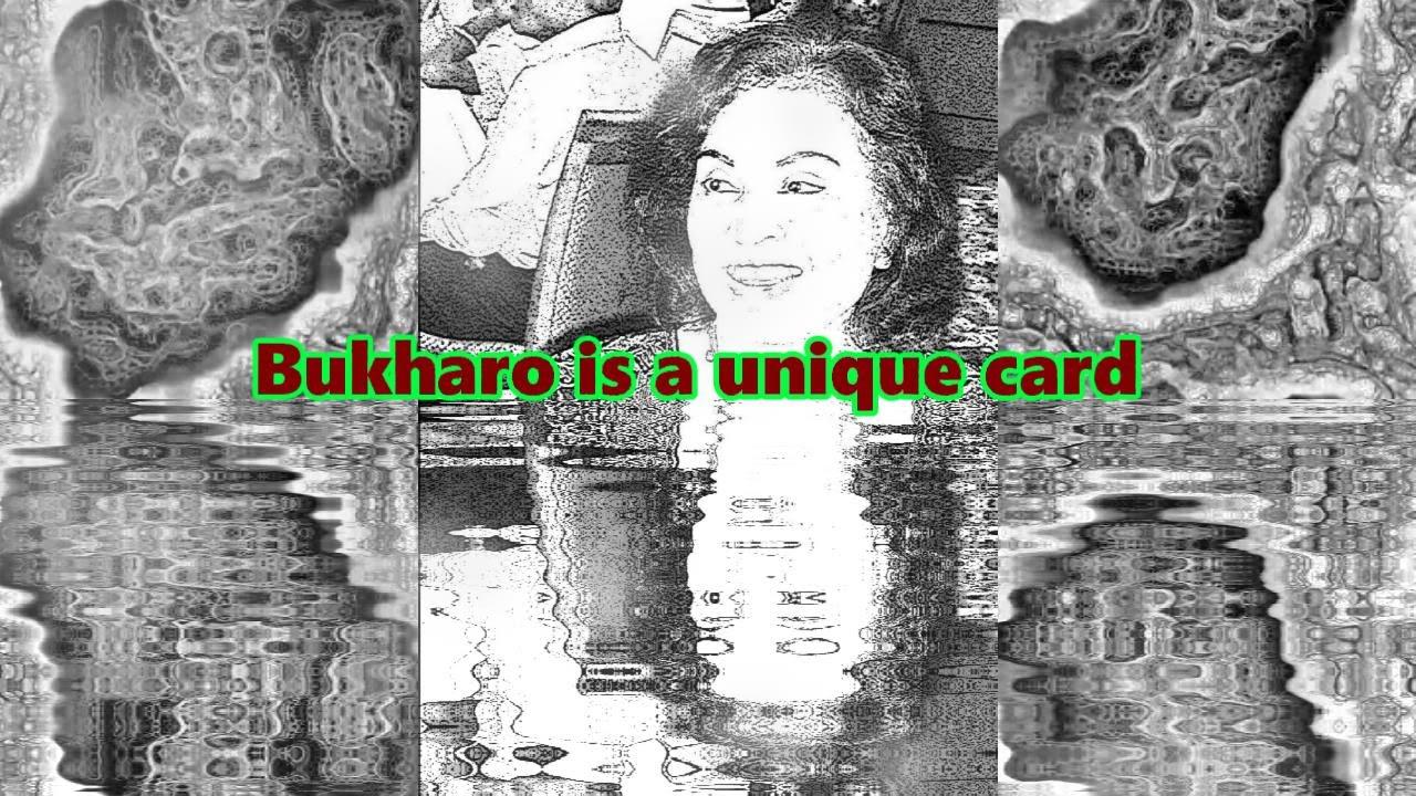 Bukharo (by V. Patel)
