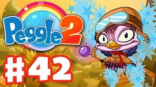 Peggle 2 - Gameplay Walkthrough Part 42 - Hallelujah Hollow Trials (Xbox One Extreme Fever)