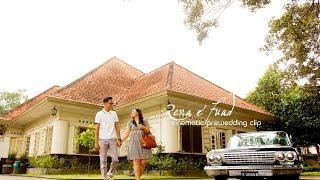 Scrapcine - Rena & Fuad Prewedding Clip [Yogyakarta | Indonesia]