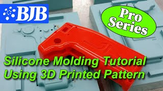 Pro Series Silicone Mold Tutorial - Form 2 Printer - Electric Skateboard Controller