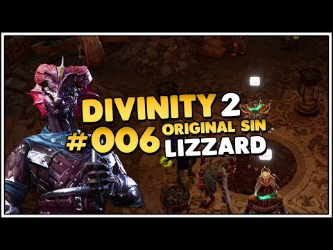 Let's Play Divinity Original Sin 2 👑 Kampf in der Arena #006 [Deutsch/German]