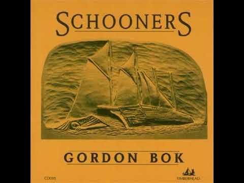 Gordon Bok (with Ann Mayo Muir) - Wiscasset Schooners (1972)