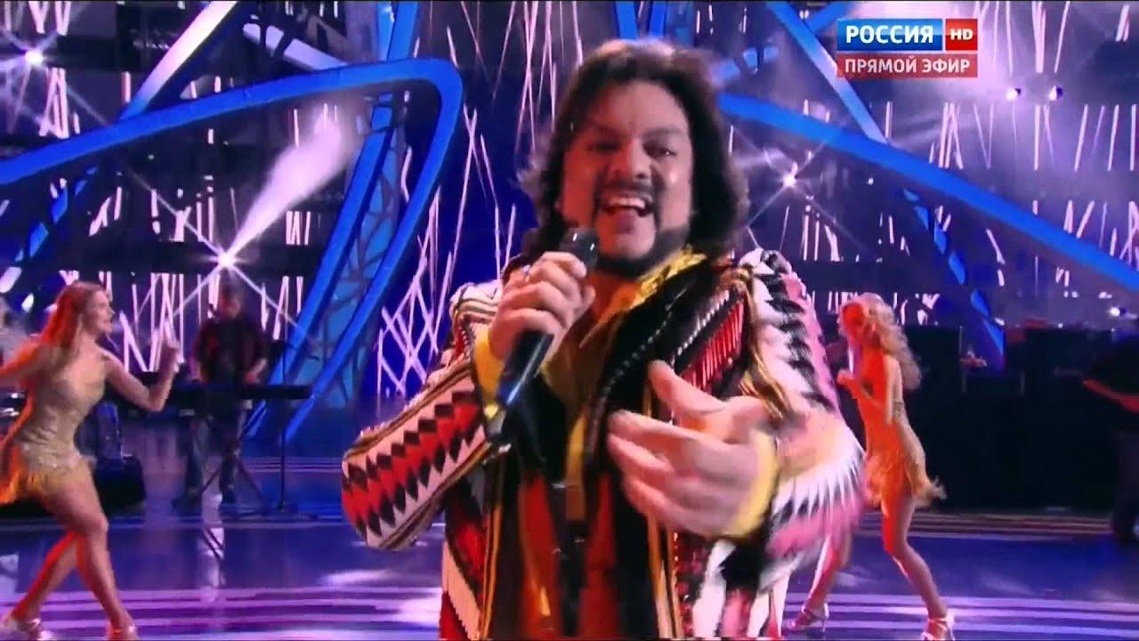 Филипп Киркоров Акапелла души Новая волна 2015