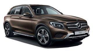 2018 Mercedes-Benz GLC car interior and exterior color combinations