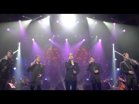 Il Divo and Lea Salonga  Time to Say Goode