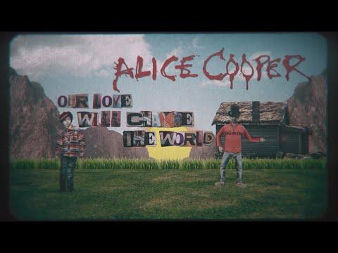 , Элис Купер выпустил новое видео Our Love Will Change the World (2020)