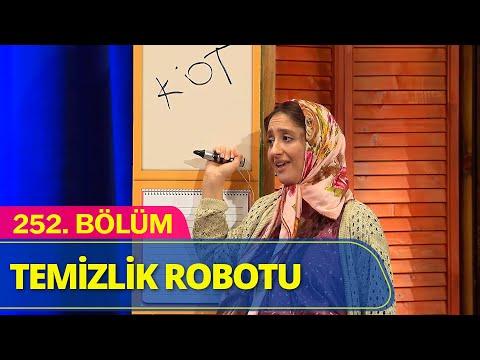 Temizlik Robotu - Güldür Güldür Show 252.Bölüm
