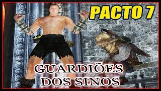 DARK SOULS 2 - PACTO 7 - GUARDIÕES DOS SINOS [BELLKEEPERS COVENANT] ONLINE E OFFLINE