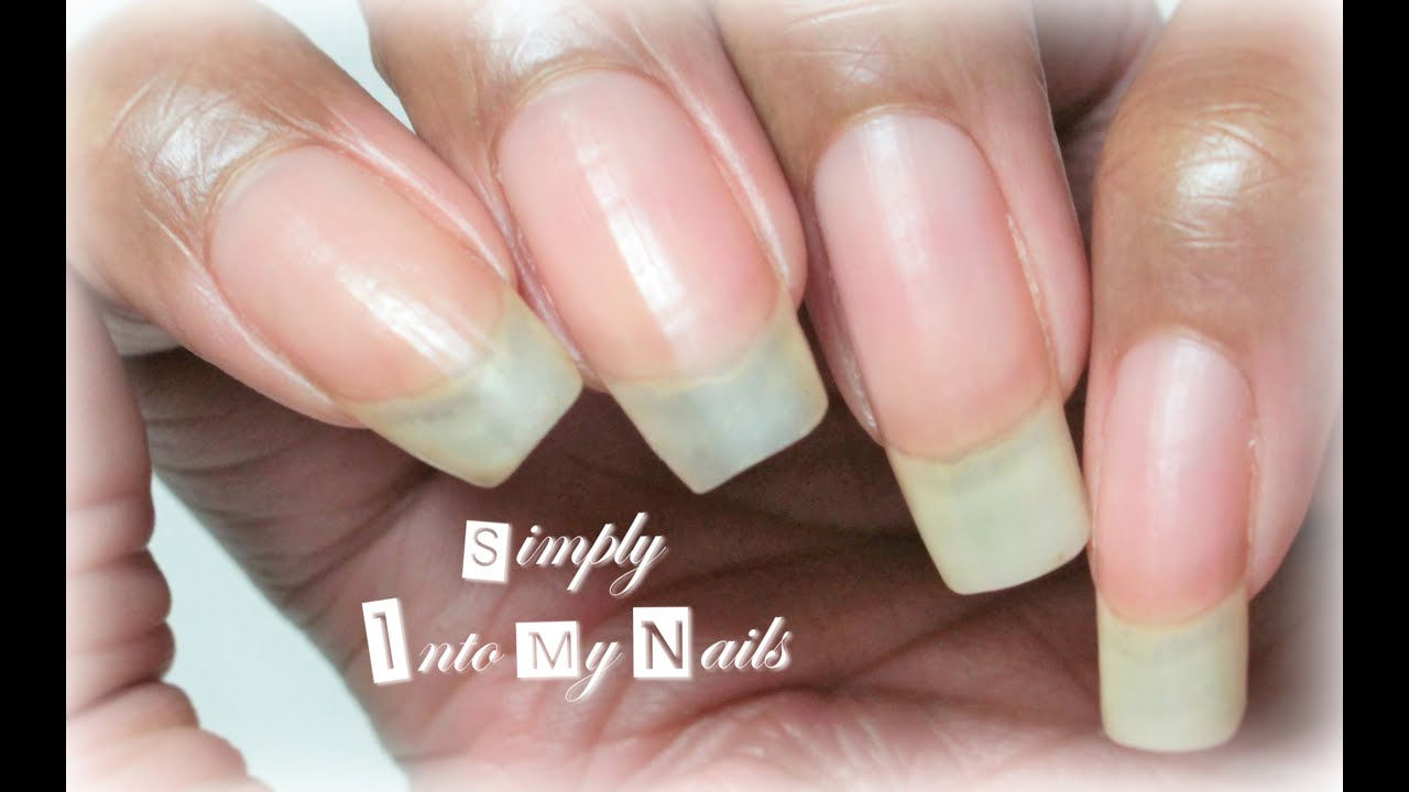 Healthy Nails - How To Remove Soak Off Gel Polish Without Causing ...