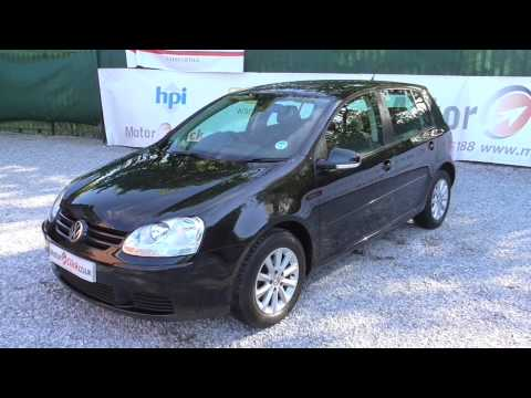 Used VW Golf 1.9 Tdi For Sale Stockport Manchester Match MotorClick.co.uk