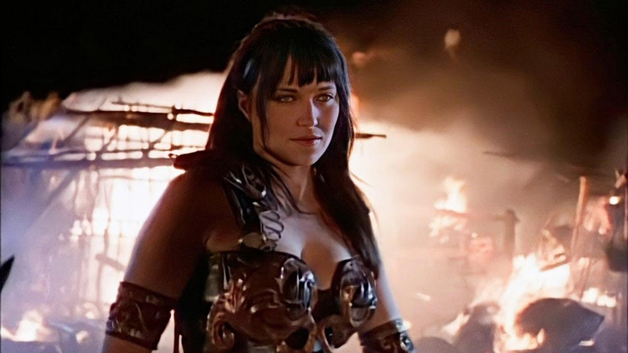 Xena Warrior Princess -Title song-GSTV
