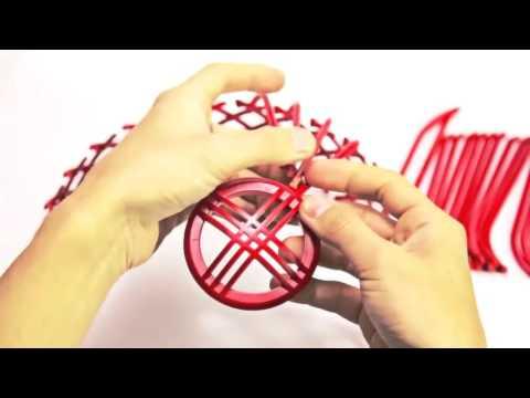 поделка юрта своими руками