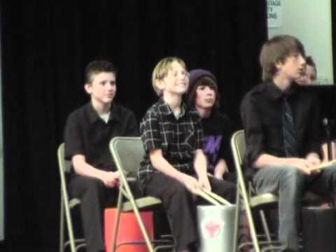 Stuart Nicholson at Mesa View Middle School