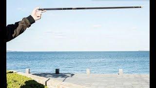#Удочка с Али, 5,40 м. #День рыбалки с Олегом Б.