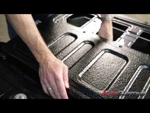 How to Install Pop & Lock Power Tailgate Lock at AutoCustoms.com