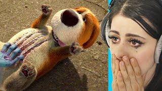 reacting-to-the-saddest-animations-try-not-to-cry-challenge