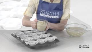 Wilton Two-Tone 2-Piece Cupcake Insert at Bed Bath & Beyond