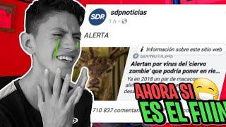 real* Surge un VIRUS Zombie que puede contagiar HUMANOS y se está expandiendo