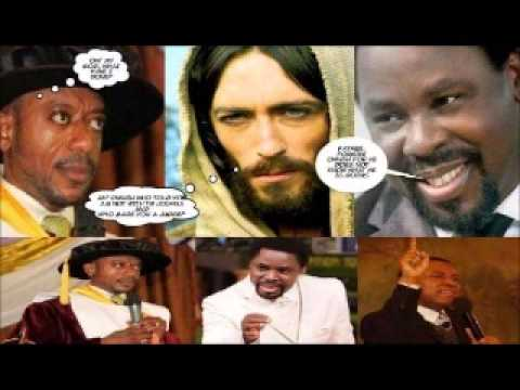 TB Joshua And Chris Oyakilome Labelled By Cultists By Ghanaian Pastor Who Says He Saw A Vision