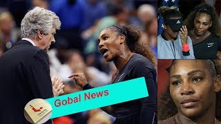 Serena Williams faces a fine of $ 17,000 for law of openness in the United States