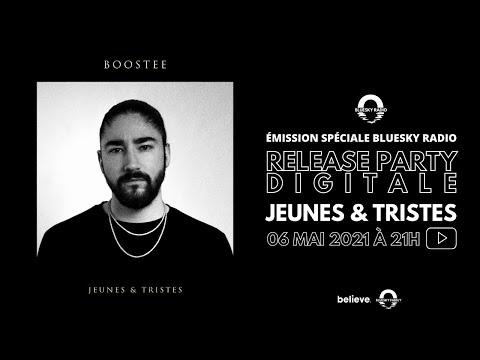 Youtube: RELEASE PARTY – Jeunes & Tristes (LIVE)