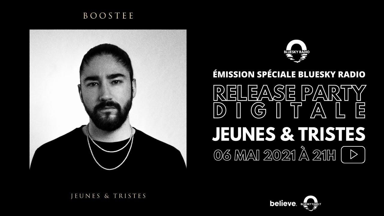 RELEASE PARTY - Jeunes & Tristes (LIVE)