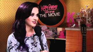 Katy Perry flirts with Fitzy and talks about her boobs