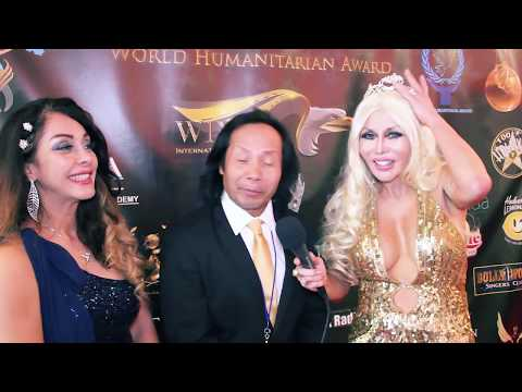 On the Red Carpet with Miss WIND International Film Festival 2017