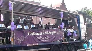 St Michaels and All Angels Steel Orchestra - It's Showtime