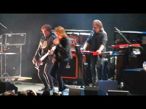 Europe- Rock the Night - Arena Birmingham 17.11.17