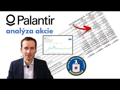 Akcie Palantir (PLTR): Geniální byznys, nebo past na investory?