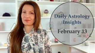 Daily Astrology Horoscope: February 13 | Attention! Mars Conjunctionction Uranus!