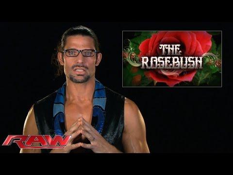"Die Bizarre Adam Rose Show ""The Rose Bush"": Raw – 30. November 2015"
