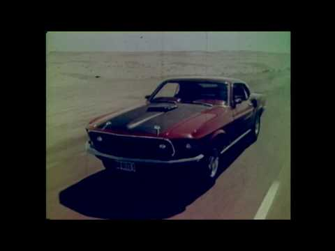 1969 Ford Mustang Mach 1 Commercial - Carscoops