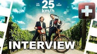 25 km/h: Bjarne Mädel und Markus Goller im Ping Pong Interview | Kino+ Interview