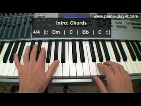 Titanic Piano Tutorial (My Heart Will Go On) by Celine Dion