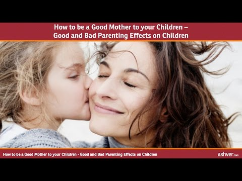 Characteristics of excellent Parents for Tweens
