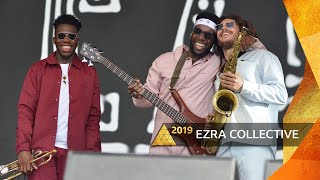 Ezra Collective - You Can't Steal My Joy (Glastonbury 2019)