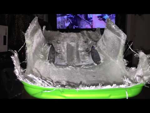 "[Fiberglass RC Body Reinforcement]  The ""ARRMA GETTIN'"" Project"