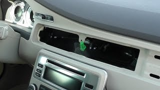 Volvo Decor Panels Removal. Как снять декоративные накладки на Volvo.
