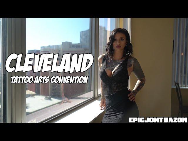 Cleveland Tattoo Arts Convention 2020 | Villain Arts