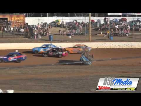 Junior Sedans Zoe Young Rollover Carrick Speedway From Youtube