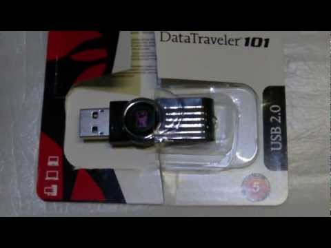 Kingston DT101 G2 16GB USB key - wrong piece