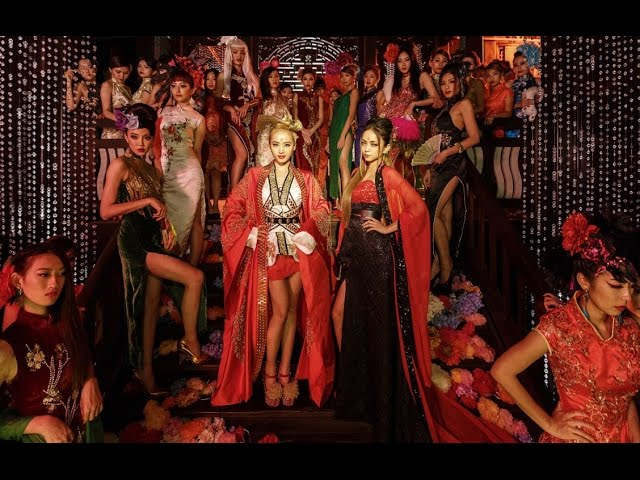 蔡依林 Jolin Tsai - Im Not Yours Feat. 安室奈美惠 NAMIE AMURO (華納official 高畫質HD官方完整版MV)
