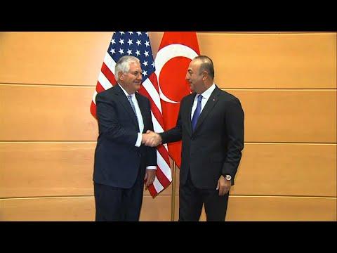 Turkish FM: Whole World Against US Embassy Move