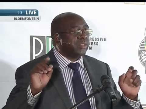ANC's Economic Policies with Deputy Minister Nhlanhla Nene - Part 1