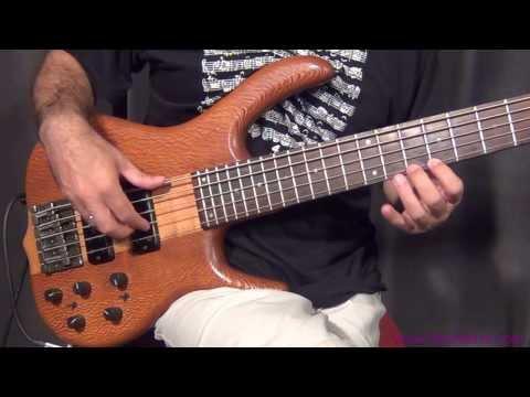 Download Youtube: J.S.Bach per Basso Elettrico: Suite I per Violoncello Solo