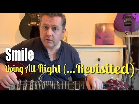 Smile - Doing All Right (...Revisited) Guitar Lesson (Guitar Tab)