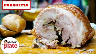 PORCHETTA RECIPE | How to Make Porchetta at Home