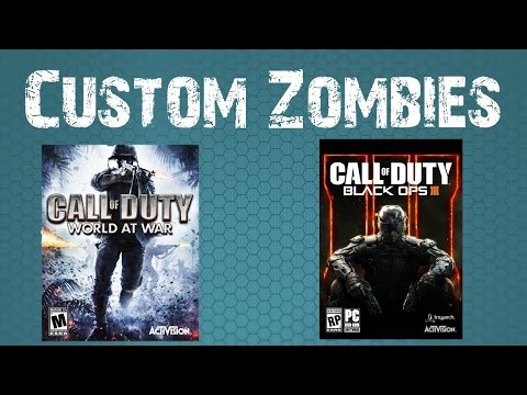 How to Download, Install, and Play Custom Zombie Maps On World at War  \